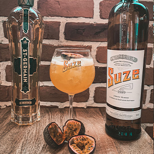 Cocktail Sainte Suzanne