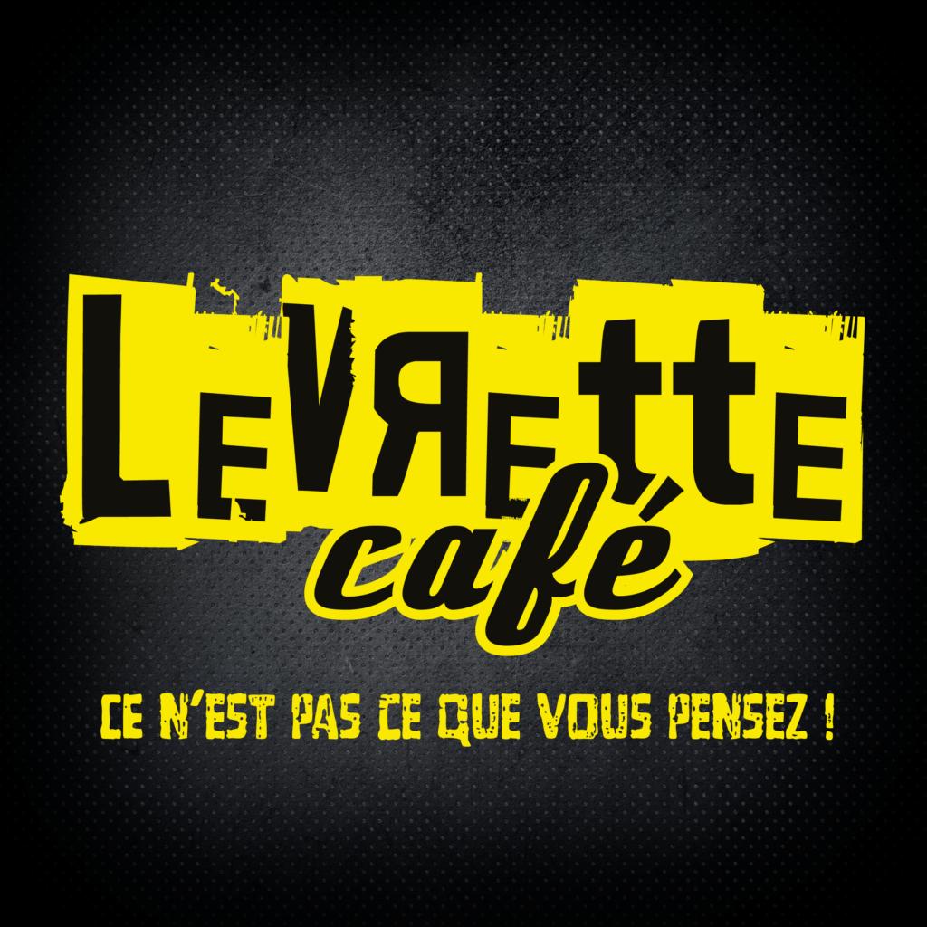Ancien logo Levrette Café