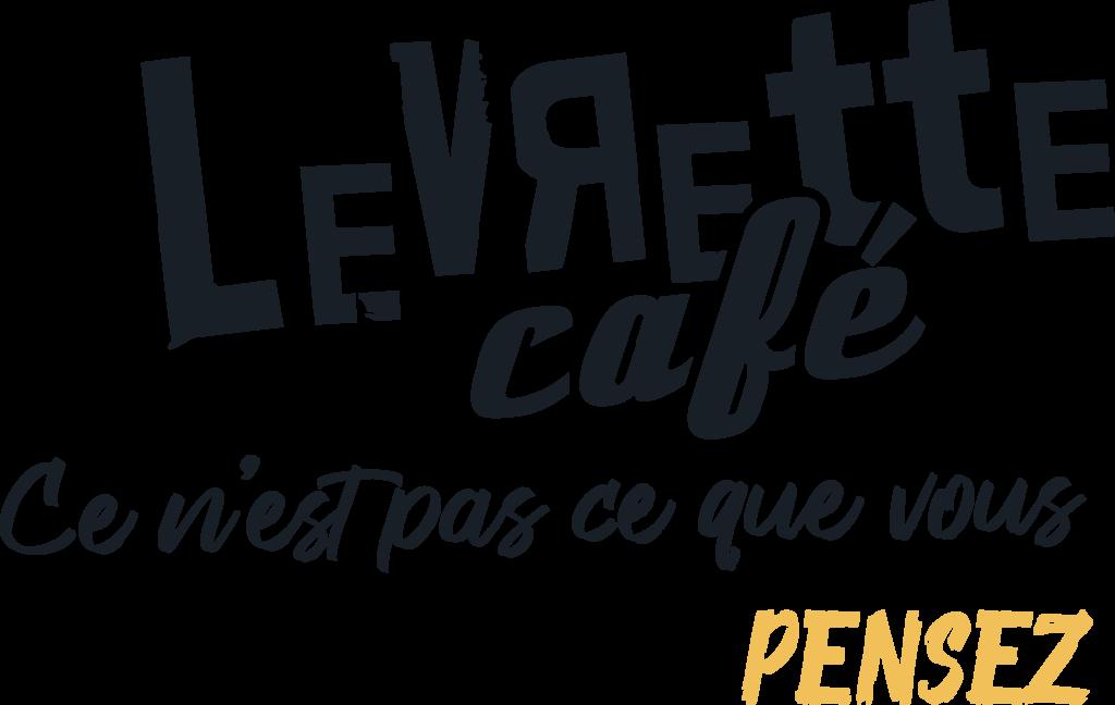 Nouveau logo Levrette Café