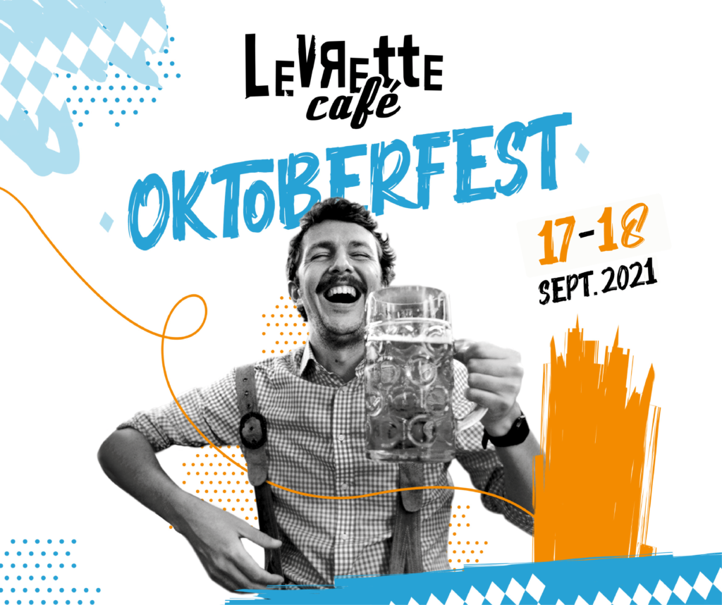 soirée Oktoberfest au Levrette Café